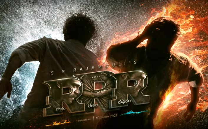 RRR Logo & Motion Poster OUT! SS Rajamouli Promises A Grand Offering & There's Massive Surprise For Fans