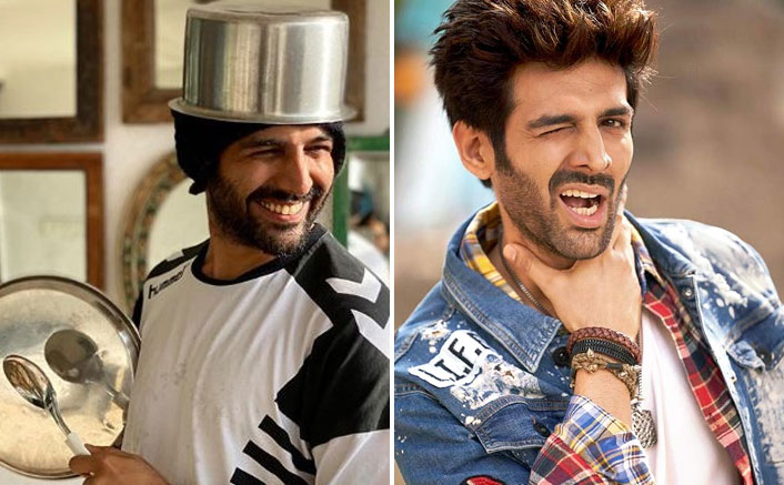 Post Garnering 1 Crore+ Views On Coronavirus Monologue, THIS Picture Of Kartik Aaryan Grabs 1.8 Million Likes!