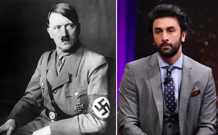 #ThrowbackThursday: When Ranbir Kapoor Had An Imaginary Conversation With Hitler