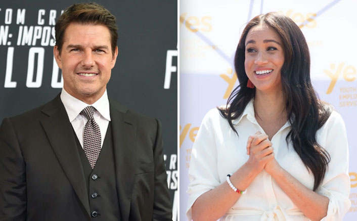 Duchess Of Sussex Meghan Markle To Make A Comeback With Tom Cruise's Next?