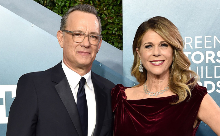 Tom Hanks & Rita Wilson's FIRST PICTURES OUT As They Return To The US After Battling Coronavirus
