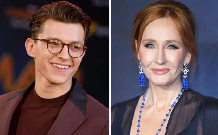 Tom Holland AKA Spider-Man Says He Knows More About Harry Potter More Than J.K. Rowling, We Wonder What The Author Has To Say!