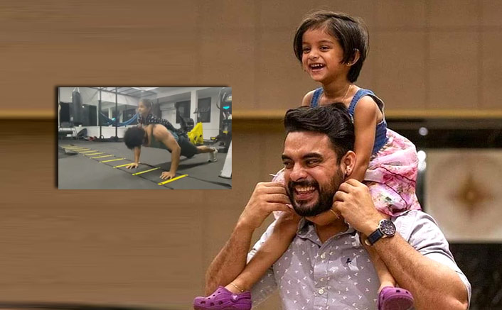 Tovino Thomas's Workout Video With Daughter Amidst Quarantine Goes Viral, WATCH