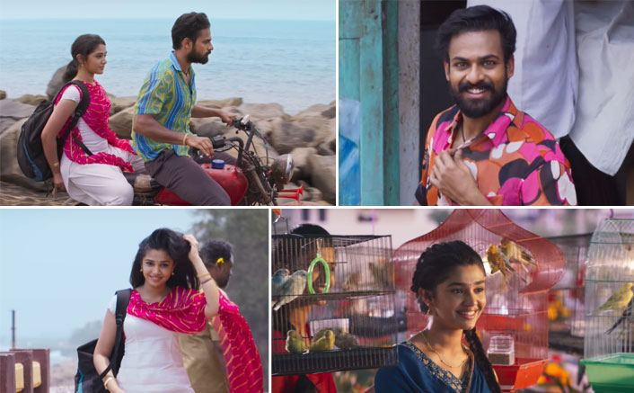 Uppena Song Dhak Dhak Dhak: Vaisshav Tej & Krithi Shetty's Romantic Peppy Track Is About The Magical Feeling Of Being In First Love