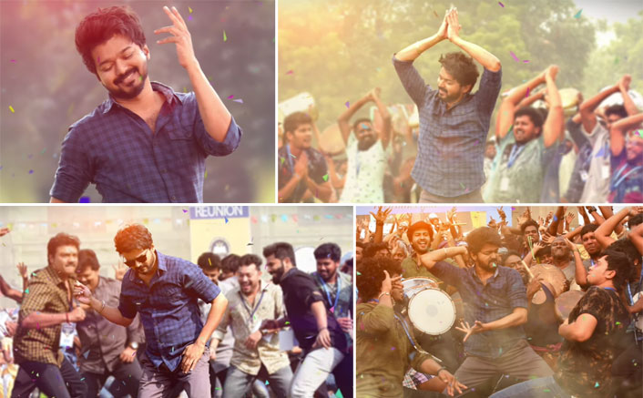 Vaathi Coming From Master OUT! Fast-Paced Introductory Track Of Thalapathy Vijay Will Make You Groove To Its Beats