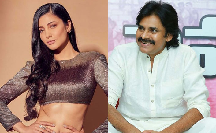 Vakeel Saab: Shruti Haasan Paired Opposite Pawan Kalyan In This Courtroom Drama?