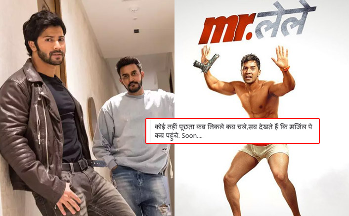 Varun Dhawan Fans Upset After Shashank Khaitan's Mr Lele Gets Shelved, Comment 'Arey Bhai Pagal Ho Gaye Ho Kya' On His Post