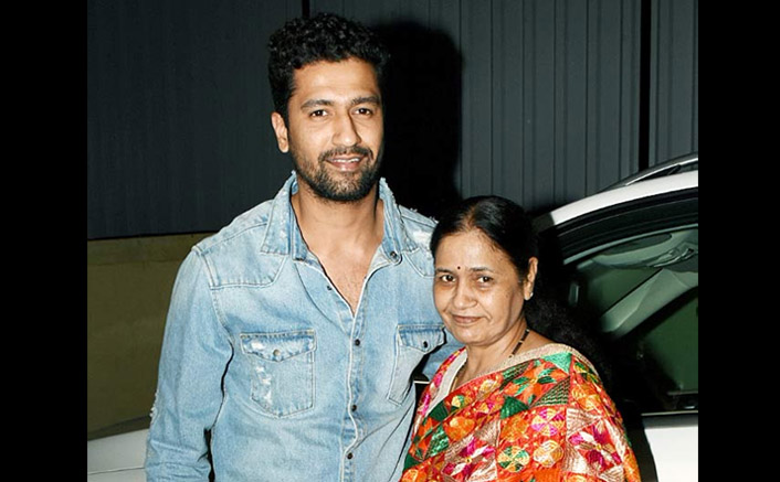 Vicky Kaushal Is Putting Lockdown To The Best Use By Spending Time With His 'Maa', Shares Adorable Pic With Fans