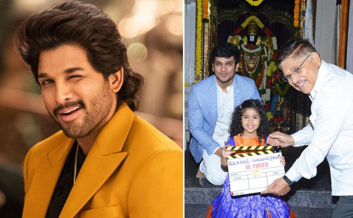 Video: Allu Arjun's Daughter Arha In A Cute Banter With Her Grand Father Allu Aravind Will Make You Go 'Aww..!!'
