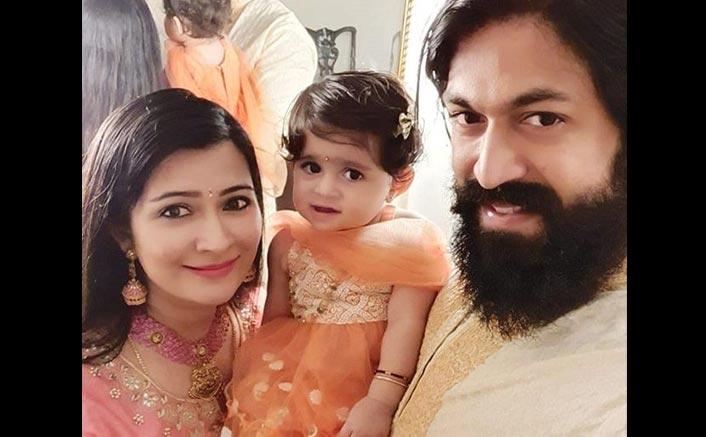 KGF Chapter 2 Star Yash's Daughter Arya Supports Janata Curfew & It's The Cutest Thing On Internet Today
