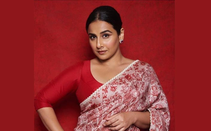 Amid pandemic, Vidya Balan thanks coronavirus for curbing pollution