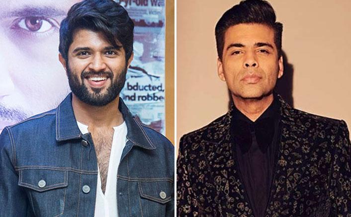 Vijay Deverakonda's World Famous Lover To Be Remade In Hindi By Karan Johar?