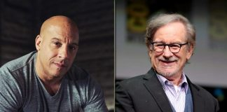 Vin Diesel says Spielberg urges him to get to direction