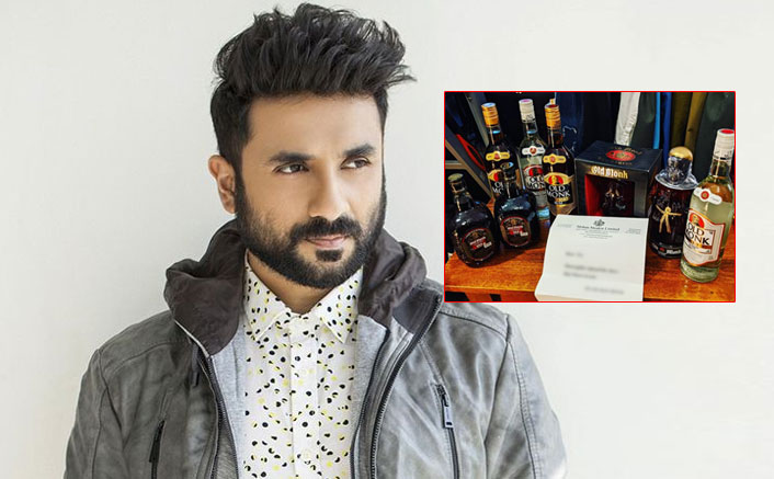 Vir Das Gets THIS Beautiful Hamper By Old Monk For A Joke Around Them; Please Try Rolls Royce Next Time