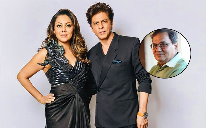 VIRAL VIDEO: Here's A Snippet Of Shah Rukh Khan & Gauri Khan Grooving Together On Holi In Shubhash Ghai's Party Back in 2000