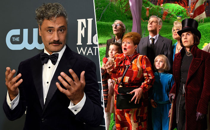Waititi to make two 'Charlie and the Chocolate Factory' series