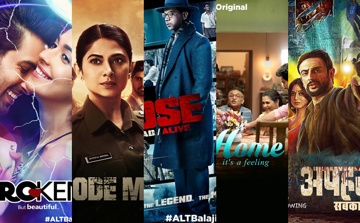 We Rank BEST 5 AltBalaji's Web Shows & How These Could Be All You Need To Binge Watch