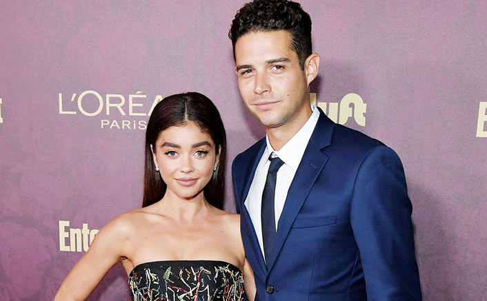 WHAT! Wells Adams & Modern Family Fame Sarah Hyland Broke Up Over A Game Of Puzzle?