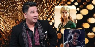 WHAT! Ahmed Khan Says Dhaaakad Was Shelved Because Manikarnika Flopped
