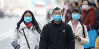 """QUOI! Le box-office chinois souffre d'une perte de près de 1,91 milliard de dollars en raison du coronavirus """"title ="""" Pandémie de coronavirus: causant un gros problème pour les travailleurs de base de l'industrie """"/> </a> </div> <p> <a href="""