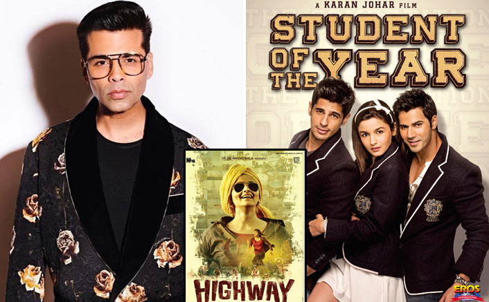 WHOA! Not Student Of The Year, Karan Johar Says THIS Was Alia Bhatt's Debut Film