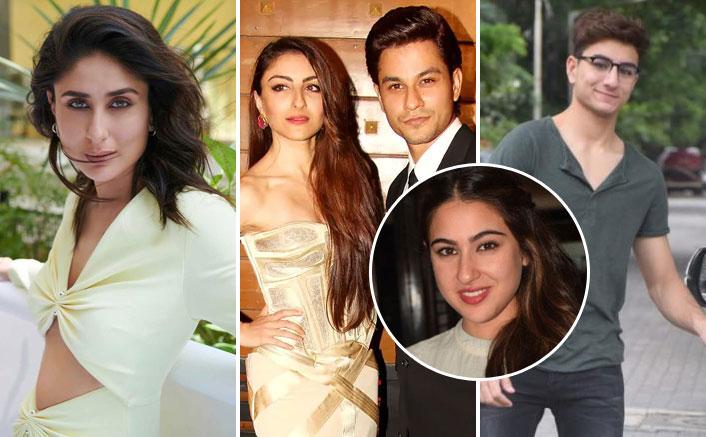 WHAT! Kareena Kapoor Khan Follows Soha Ali Khan, Kunal Kemmu & Ibrahim On INSTAGRAM But Not Sara Ali Khan