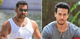 WHAT! Tiger Shroff Thinks That Salman Khan's Bracelet Is More Than Him