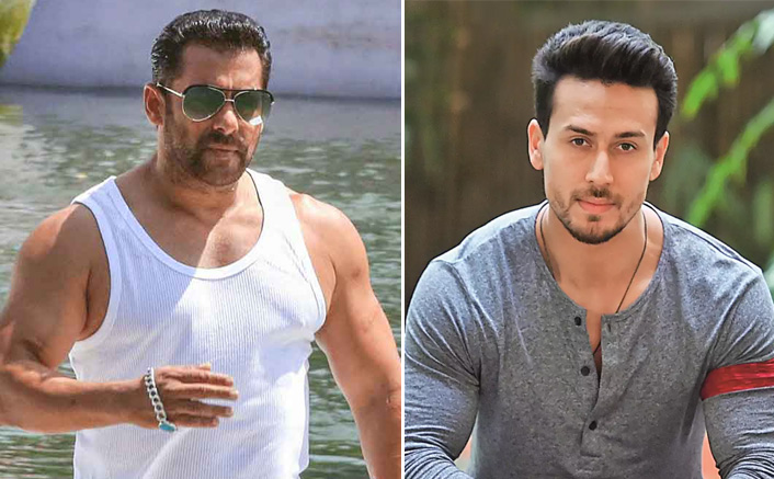WHAT! Tiger Shroff Thinks That Salman Khan's Bracelet Is More Popular Than Him