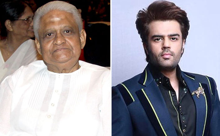When composer Pyarelal played piano on Maniesh Paul's request