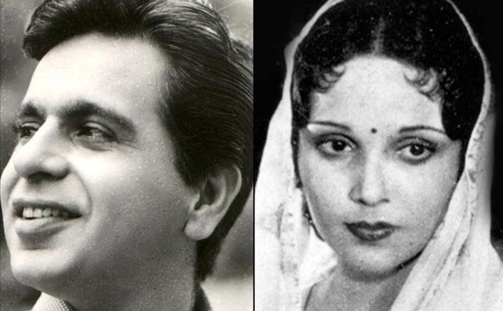 When Legendary Actress Devika Rani Screentested Dilip Kumar For His Debut Film, Jwar Bhata