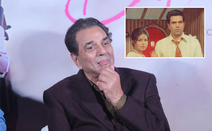 When Dharmendra & Rakhee Faced A Crocodile Between Waters Thinking It To Be A Rock!