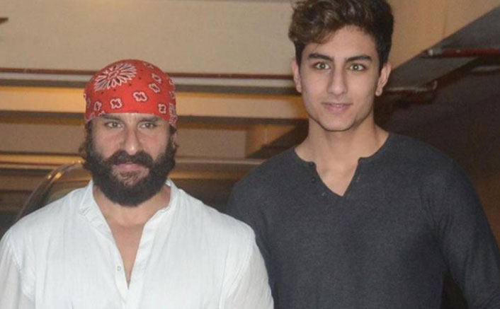 Saif Ali Khan's Son Ibrahim Ali Khan Escapes Quarantine & His Confession Will Make You LOL