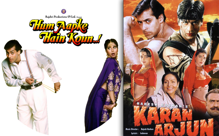 When Salman Khan's Romantic Drama With Manisha Koirala Was Planned Straight For Doordarshan Release & Emerged As A Disaster