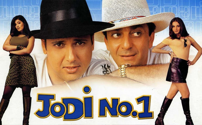When Sanjay Dutt, Govinda & David Dhawan Combination Of Jodi No. 1 Couldn't Work Despite Subhash Ghai As The Producer
