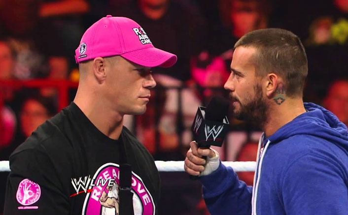 WHOA! CM Punk Hints Of His Return To WWE; Wants John Cena and Other 2 Big Guns For A Fight