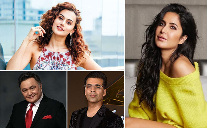 Women's Day 2020: Taapsee Pannu, Katrina Kaif, Rishi Kapoor & Others Share Their Lovely Wishes