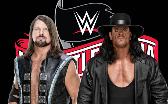 WWE: The Undertaker To The Rescue Of AJ Styles For Wrestlemania 36?