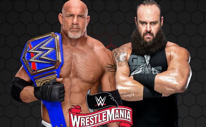 WWE: THIS 'Monster' To Fight Against Goldberg As A Replacement Of Roman Reigns At Wrestlemania 36