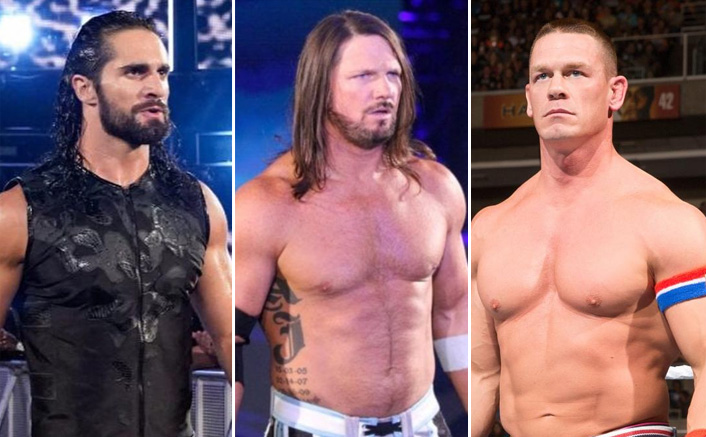 WWE: With 75 Crores+ Per Year, John Cena Isn't At The Top! Check Out How Much AJ Styles & Other Superstars Earn