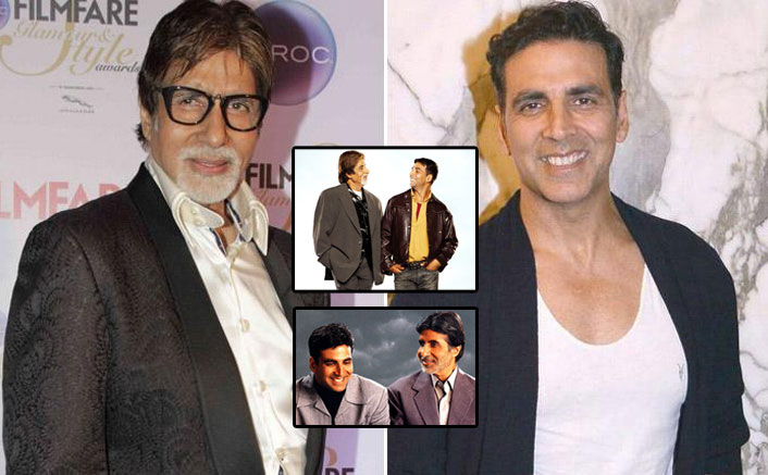 15 Years Of Waqt: When Akshay Kumar & Amitabh Bachchan Struck Again After Ek Rishtaa With An Emotional Father-Son Tale