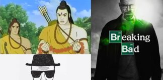 1992's Ramayana's Breaking Bad & Heisenberg Connect Is Making Everyone's Jaw Drop On The Internet!