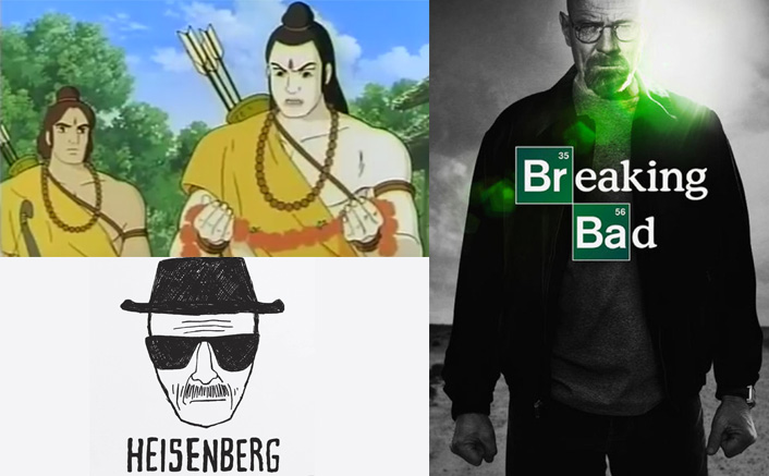 1992's Ramayan's Breaking Bad & Heisenberg Connect Is Making Everyone's Jaw Drop On The Internet!