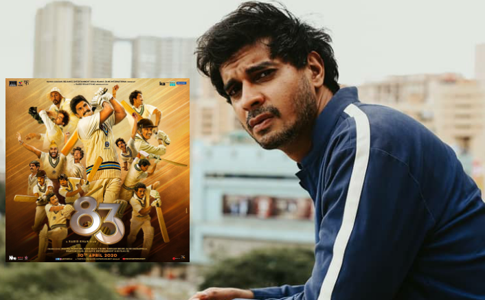EXCLUSIVE! '83 Actor Tahir Raj Bhasin REVEALS All About Shooting The Iconic Moment Of Lifting The World Cup Trophy