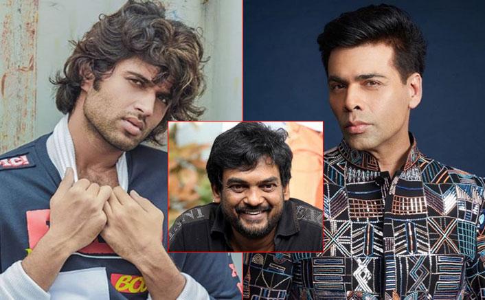 #20YearsOfPuriJagan: Karan Johar, Vijay Deverakonda & Fans Congratulate Ace Filmmaker For Completing 2 Decades In The Films