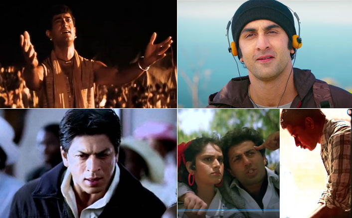 5 Songs From Shah Rukh Khan, Aamir Khan & Ranbir Kapoor's Films That Are An Instant Mood Lifter Amidst The Lockdown