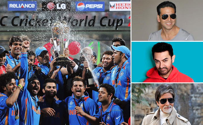 9 Years Of Historic 2011 World Cup Win Of Indian Team Which Even Made Bollywood Stars Bleed Blue