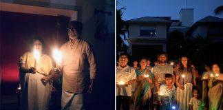 #9baje9minute: Rajinikanth, Allu Arjun & Other South Celebs Extend Their Support To PM Narendra Modi's Initiative