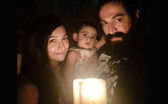 #9baje9minute: KGF Star Yash's Watchful Eyes & Quick Thinking Saves Daughter Ayra From A Serious Mishap