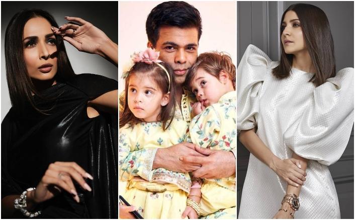 Karan Johar's Kids Disapprove His Version Of Channa Mereya & Malaika Arora, Anushka Sharma Can't Help But Agree!