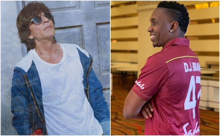 EXCLUSIVE! Shah Rukh Khan & DJ Bravo To Collaborate For A Song? Truth Out!